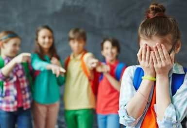 Буллинг: как защитить ребенка от травли