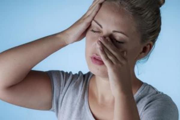 Что такое киста пазух носа