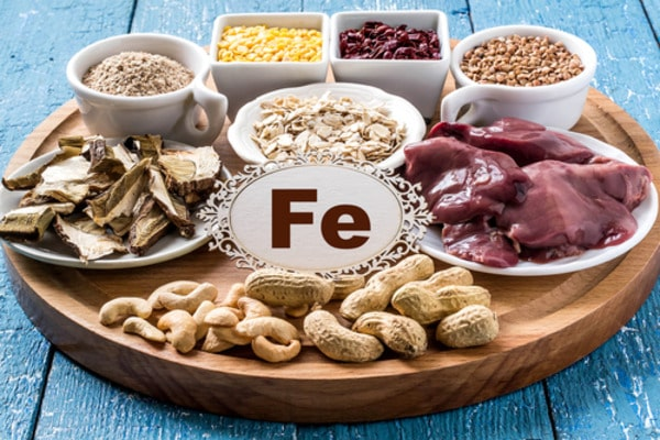 Топ-15 продуктов повышающих гемоглобин