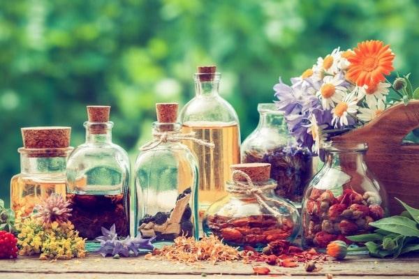 Составляем индивидуальный сбор для очищения организма травами