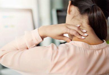 Шейный синдром — как лечить?