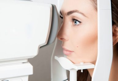 Лейкома (бельмо на глазу) - симптомы, виды, лечение
