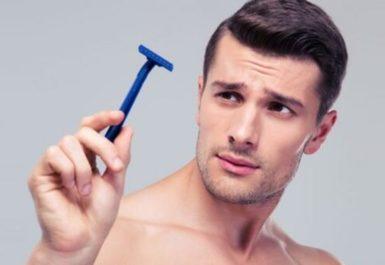 Правильное бритье на различных участках тела