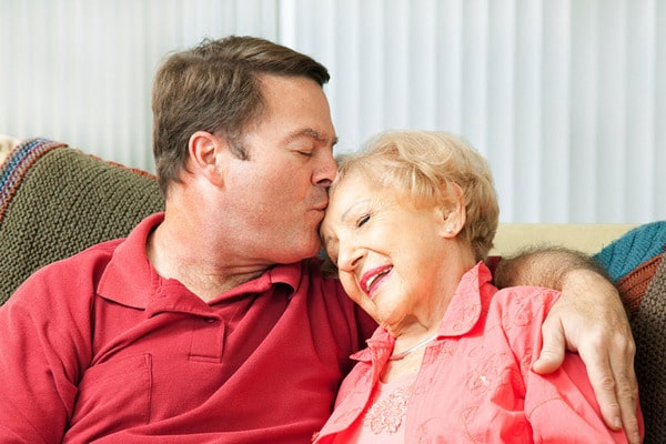 Как поладить с престарелыми родителями