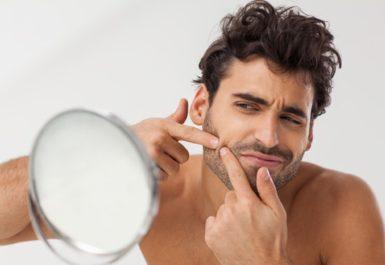 Угревая сыпь у взрослого человека