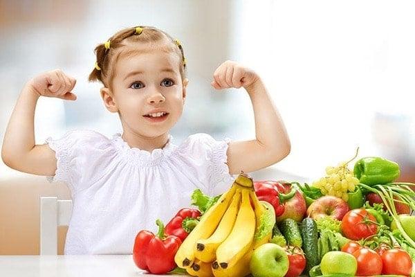 Укрепление иммунной системы детей