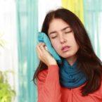 Народные средства от боли в ухе